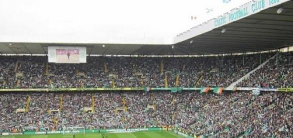 Celtic Park was rocking last night against Inter