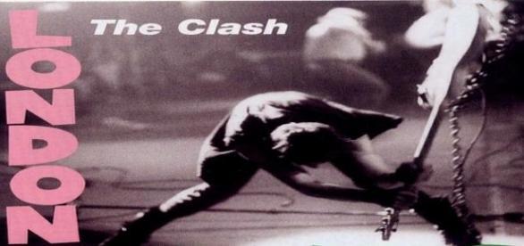 Clássica capa do disco 'London Calling'.