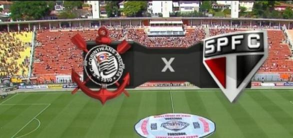 Corinthians 2x0 São Paulo