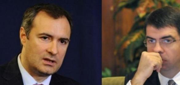 Directorul SRI si ministrul Justitiei acuzati !