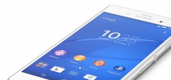 El novedoso Sony Xperia Z4.