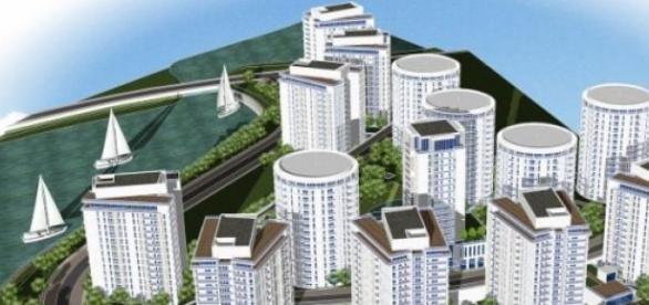 noi cartiere vor fi realizate in urmatorii ani