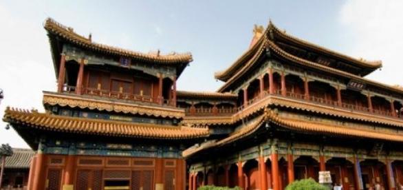 Templo Lama, un monumento espiritual