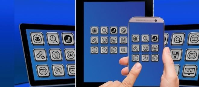 Smartphones sind die Goldesel für den Hersteller Apple