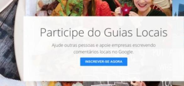 'Guias Locais': novo serviço do Google