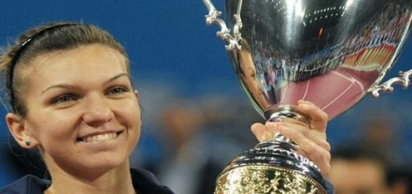 Simona Halep a castigat turneul de tenis din Dubai