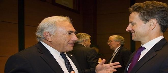 Strauss-Kahn en la vista del juicio