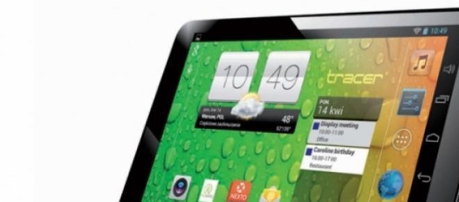 Tracer OVO 3G - król ostatnich miesięcy wśród tabletów