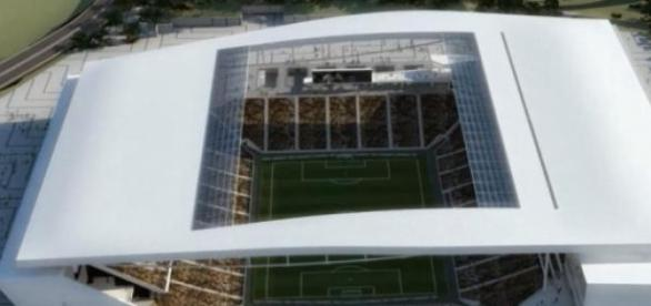 A Moderna Arena Corinthians