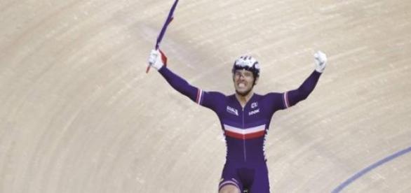 Avec deux médailles d'or, François Pervis a brillé