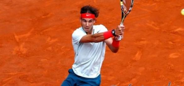 Jucatorul de tenis Rafael Nadal