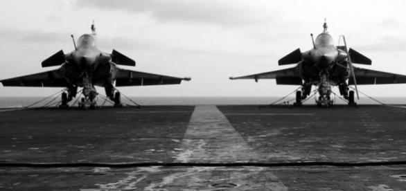 21 avions de combat sont prêts à attaquer l'EI.