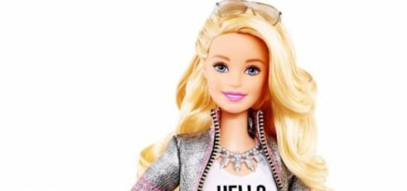 A Hello Barbie será lançada no Outono