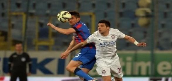 Daniel Nicolae a facut un joc bun in derby