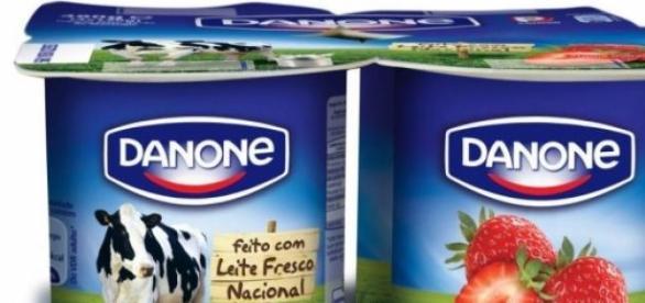 Danone, cel mai mare producator de iaurturi