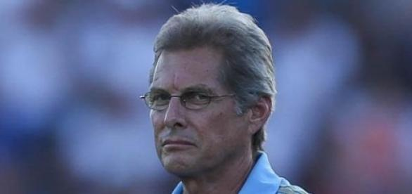 Oswaldo de Oliveira, treinador do Palmeiras.