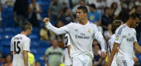Ronaldo a retrouvé le chemin des filets.