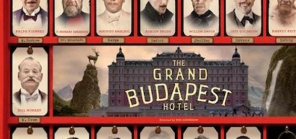 Sorprende Hotel Budapest al acaparar premios Óscar