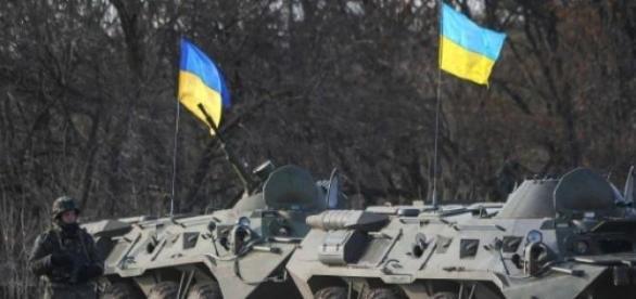 Ucraina in pragul Razboiului