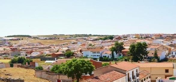 Vista general de Ossa de Montiel