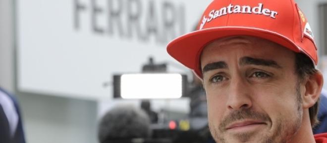 Fernando Alonso está bien tras el accidente