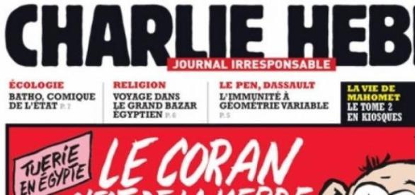 Jurnalistii de la Charlie Hebdo revin in forta
