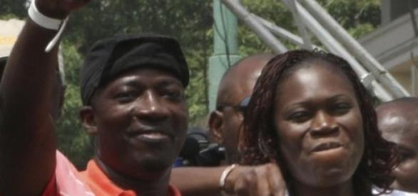 L'épouse de Gbagbo avait organisé des meetings.