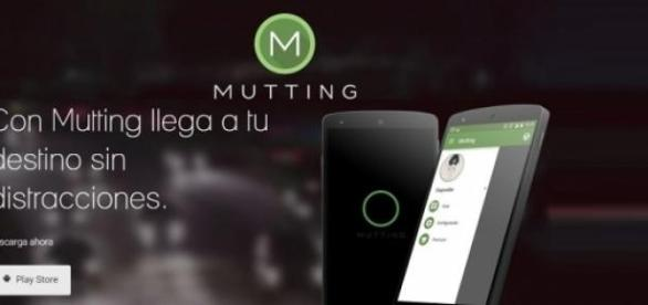 La app Mutting ya la tenemos disponible en android