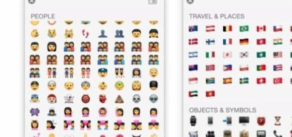 Os emojis do iOS e OS X serão mais diversificados.