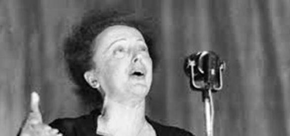 Piaf mostrada em show musical