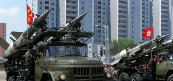 Pyonyang reestrutura as suas forças armadas.