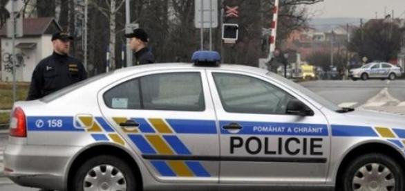 Schießerei in Uhersky Brod, Tschechien.