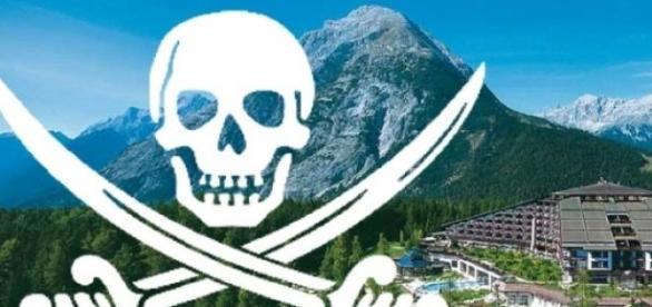 Elite reune-se silenciosamente na Áustria
