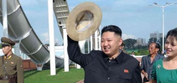 Kim Jung-un, président de la Corée du Nord.