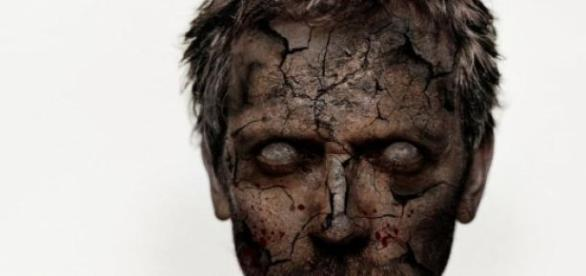 Un zombie bien inquiétant