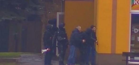 Czeska policja nie stanęła na wysokości zadania?