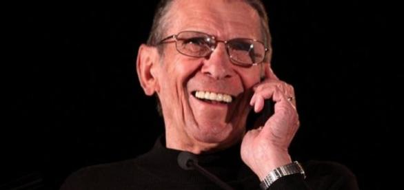 Leonard Nimoy has died at the age of 83