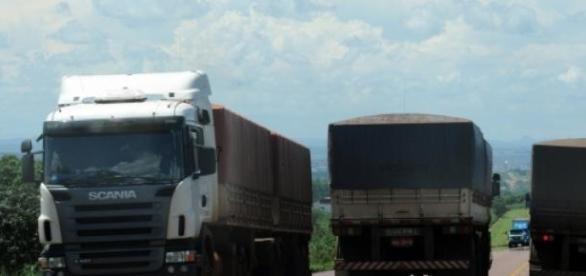 Rondonopolis, Transporte de soja