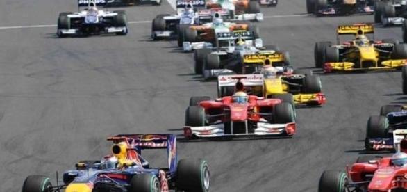 Comienza la Fórmula 1 2015