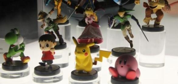 La figuras amiibo, un gran exito de Nintendo