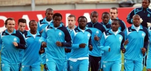 Meci incredibil in Ligue1 Marseille - Caen 2-3
