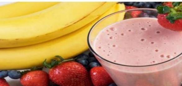 Shake-urile din fructe sunt o alegere potrivita!