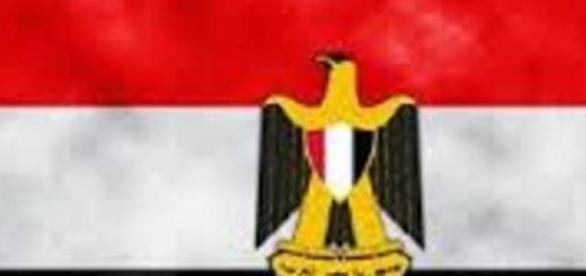 Bandeira do Egito, onde ocorreram as condenações