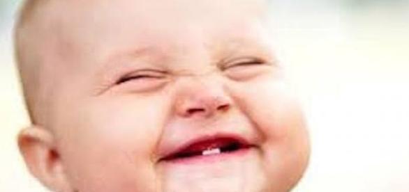 Bebés com motivo para rir ou nem tanto