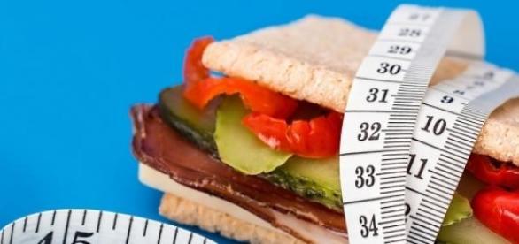 Cardápio saudável e pouco calórico
