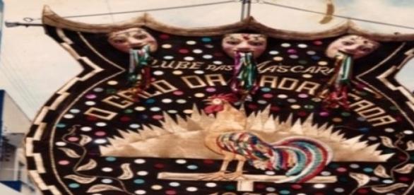 E o Galo está chegando... vai começar o Carnaval!