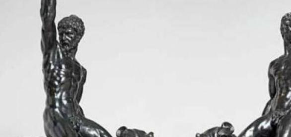 Estátuas de bronze de Miguel Ângelo