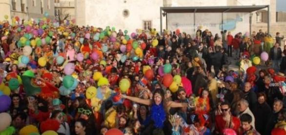 O Carnaval de Sesimbra já começou
