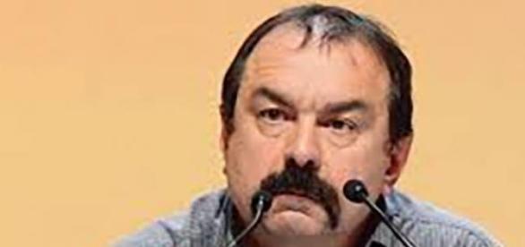 Philippe Martinez, nouveau patron de la CGT.