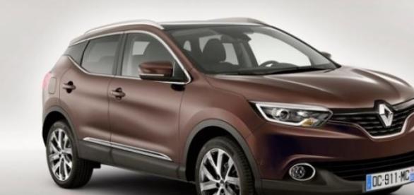 Renault Kadjar, nuevo todocamino